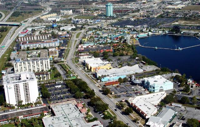 Región de International Drive Orlando