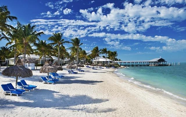 Isla Key West en Florida
