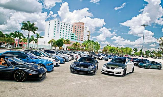 Ahorrar mucho en el alquiler del auto en Miami