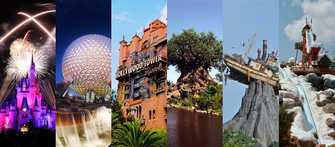 Cuáles son los parques de Disney en Orlando
