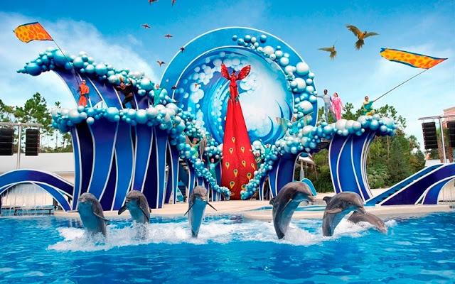 Region de SeaWorld Orlando