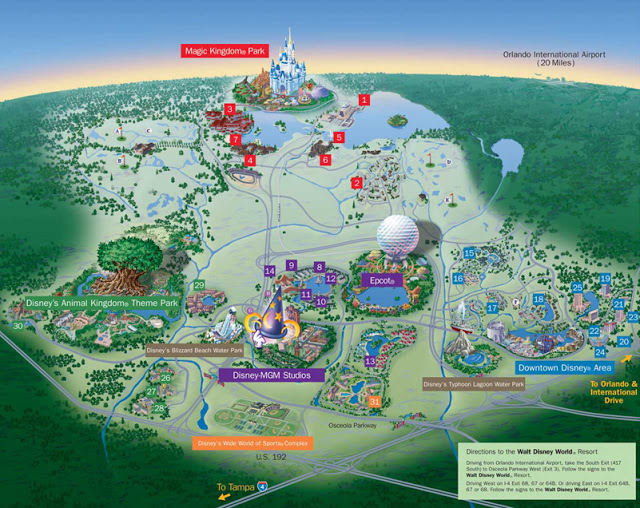 Complejo Walt Disney World Orlando