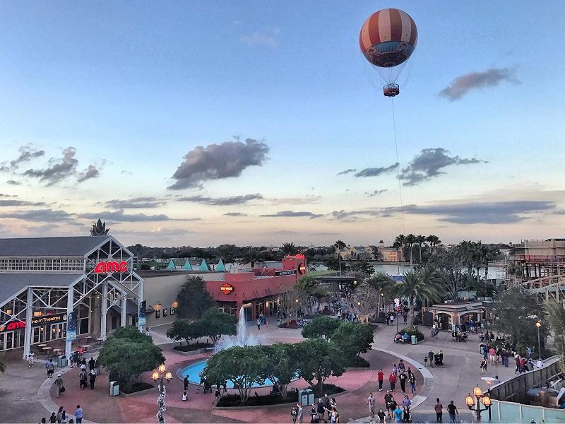 Disney Springs en Orlando