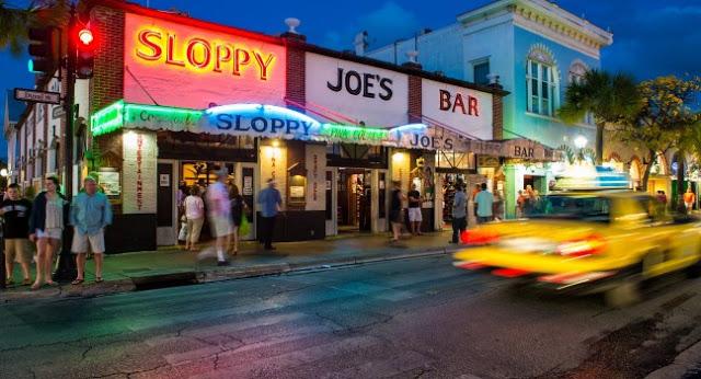 Noche en Key West