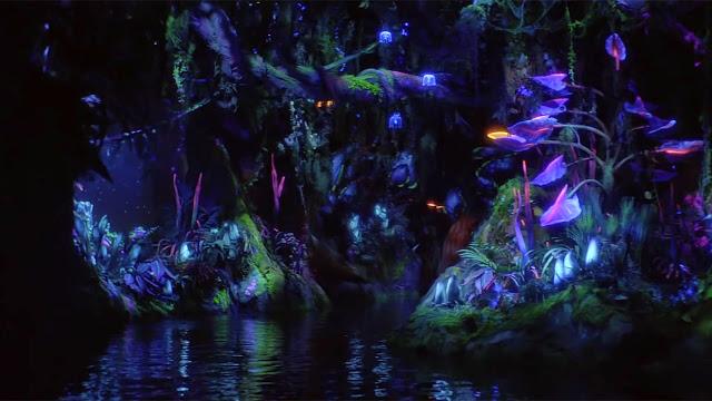 Pandora: Mundo de Avatar en Animal Kingdom