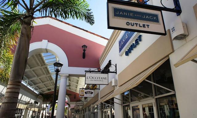 Compra en los Outlets en Orlando