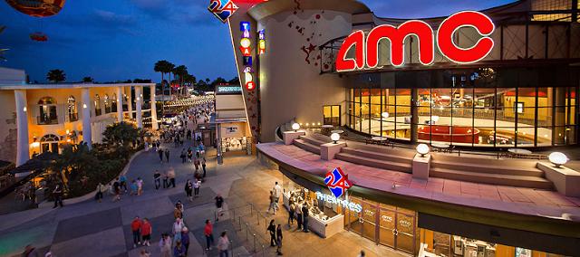 Cine AMC en Disney Springs en Orlando
