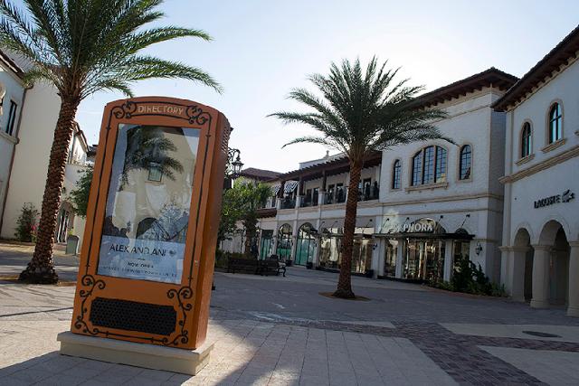 Tiendas en Disney Springs en Orlando