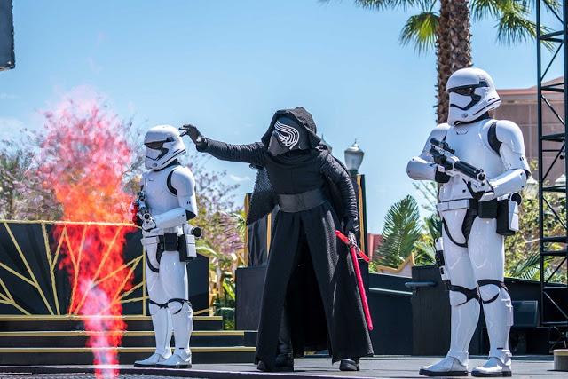 Star Wars en Hollywood Studios en Disney