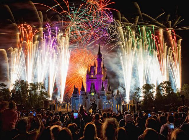 Parques Magic Kingdom de Disney en Orlando