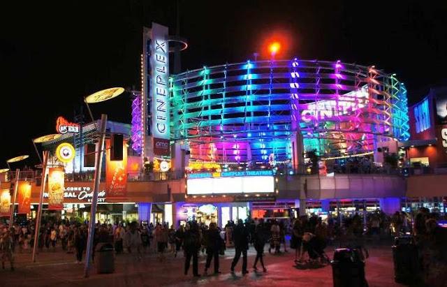 Vida nocturna en Orlando y que hacer de noche