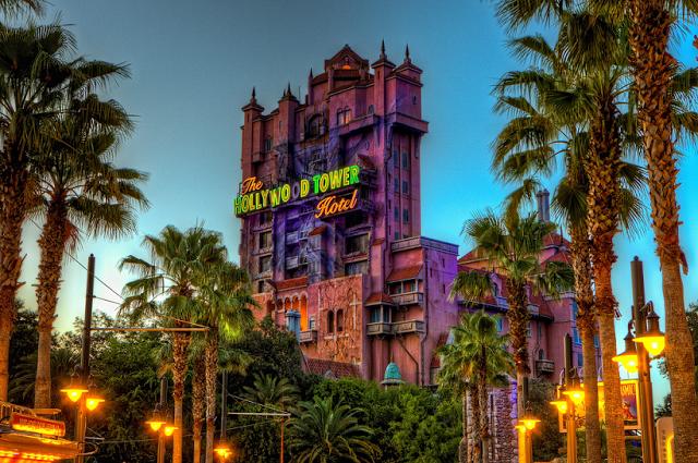 Atracción de Parque Disney Hollywood Studios en Orlando