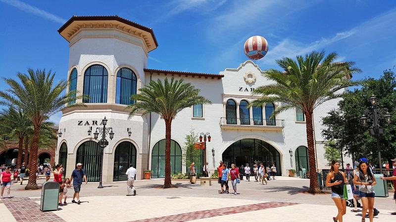 Town Center en Disney Springs