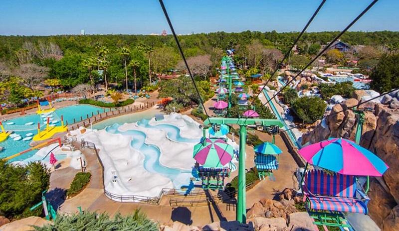 Blizzard Beach Orlando: Parque acuático de Disney