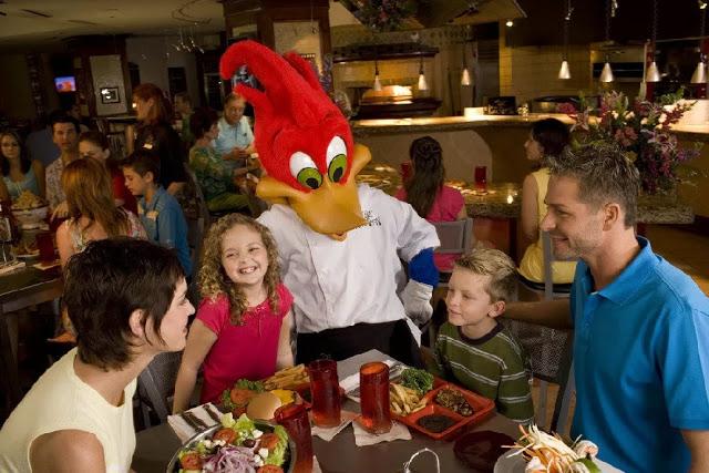 Dónde comer en Universal Studios en Orlando