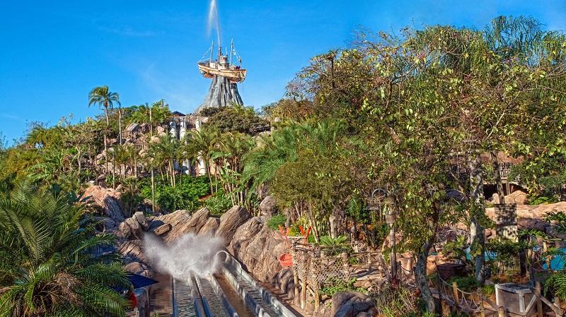 Typhoon Lagoon Orlando: Parque acuático de Disney