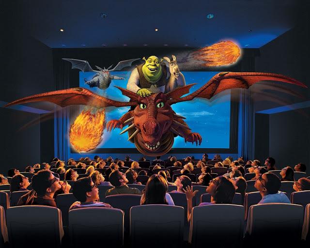 Simuladores de Universal Studios en Orlando