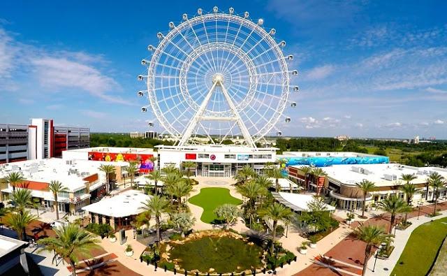 Orlando Eye en I-Drive 360