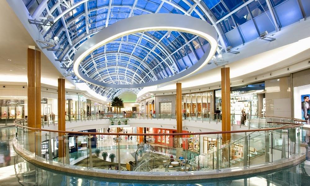 Shopping Mall At Millenia Orlando
