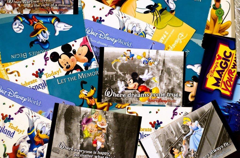 Entradas de Disney