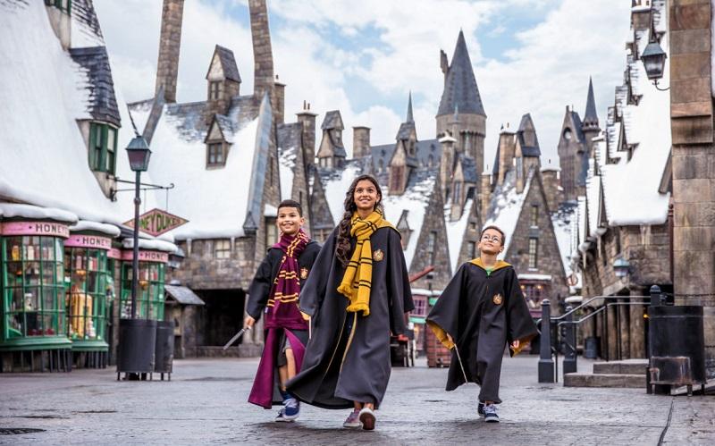 Parque de Harry Potter en Universal Orlando