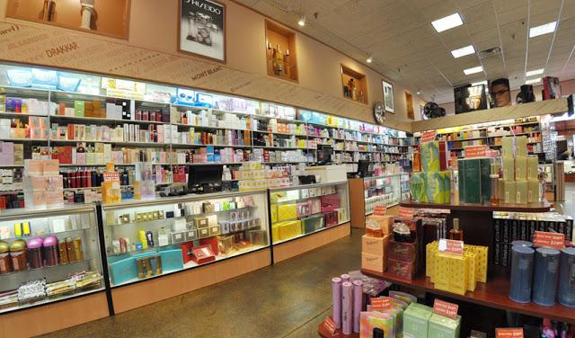 Compras en Perfumeland