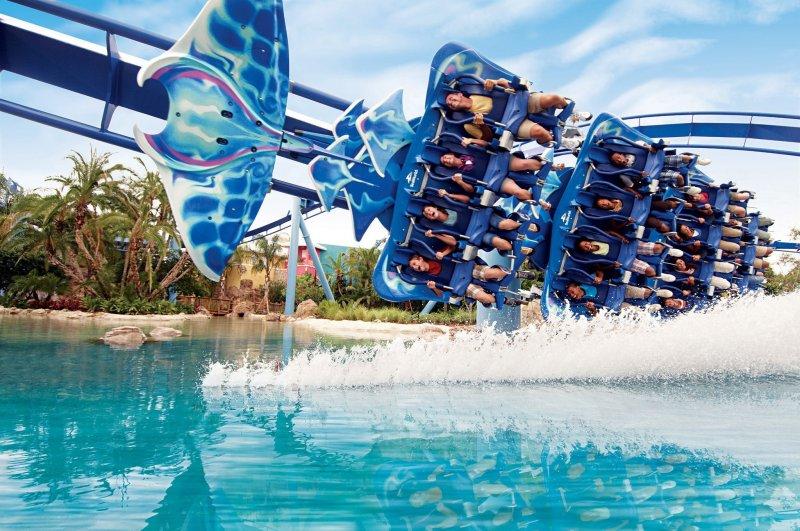 Parque Sea World en Orlando