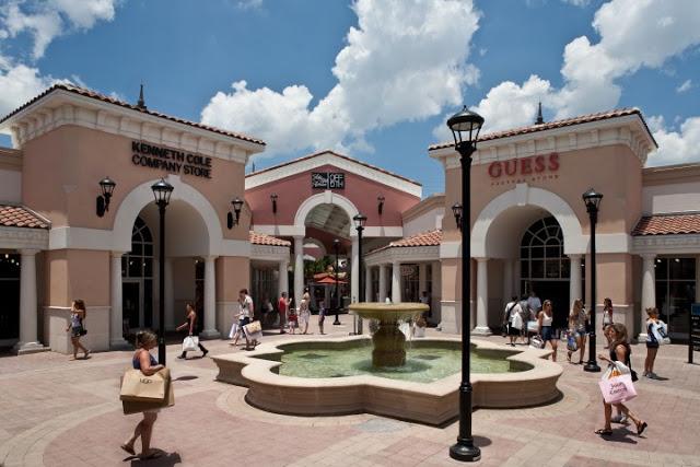 Compras en Outlet de Orlando