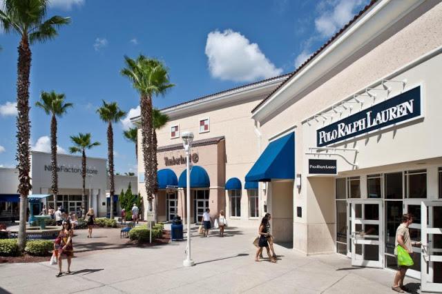Más tiendas de los Outlets Premium en Orlando