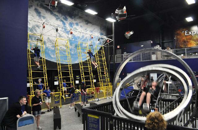 ATX- Astronaut Training Experience en la NASA en Orlando