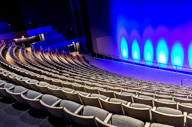 Cines IMAX en el Kennedy Space Center en Orlando