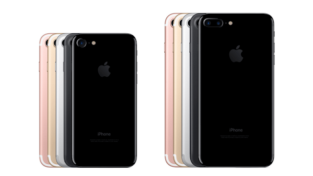 iPhone 7 X y iPhone 7 Plus