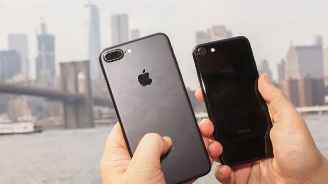 iPhone 7 en USA