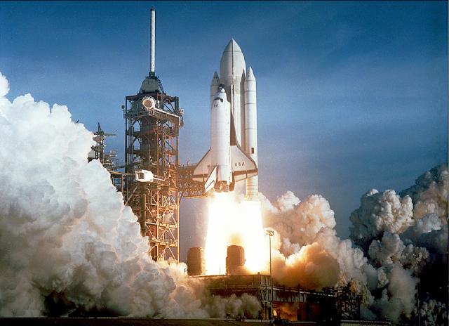 Lanzamiento del cohete
