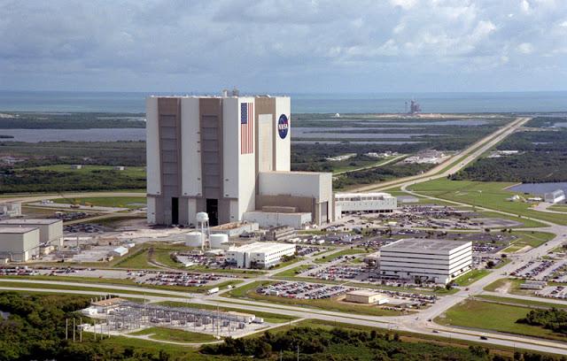 Centro espacial: Parque de la NASA Kennedy Space Center en Orlando