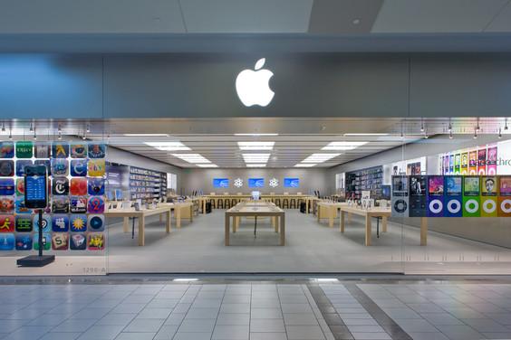 Tiendas Apple en Miami y Orlando