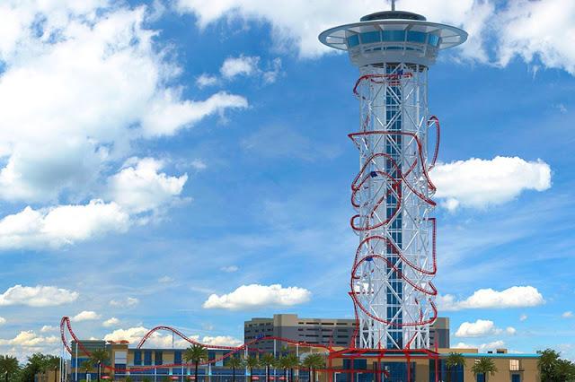 Complejo Skyplex en Orlando