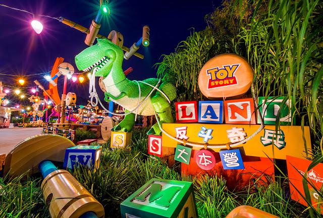 Toy Story Land en Disney