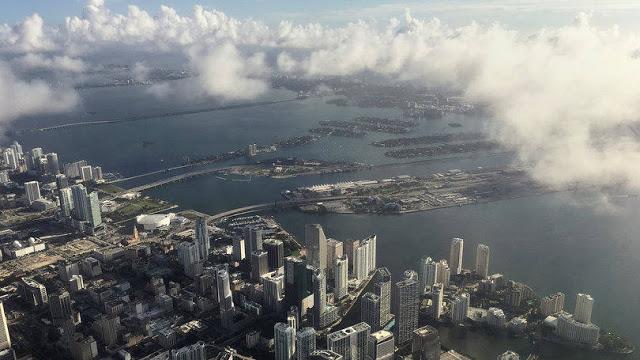 Vista de la ciudad de Miami