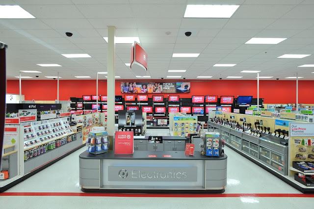 Comprar electrónica en los supermercados en Miami