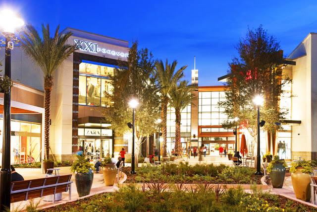 Shopping Florida Mall en Orlando: estabelecimientos