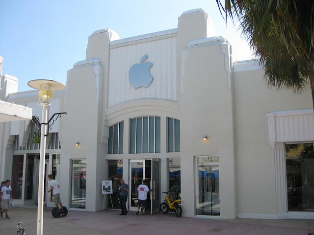Tienda de Apple en Miami
