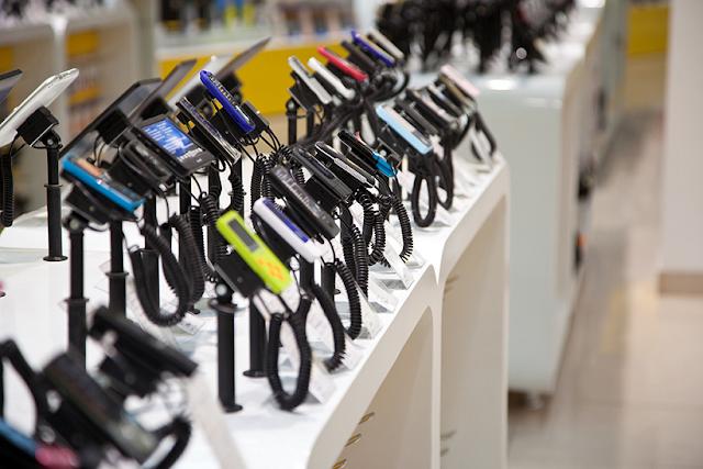 Cómo son las tiendas de productos electrónicos en Miami