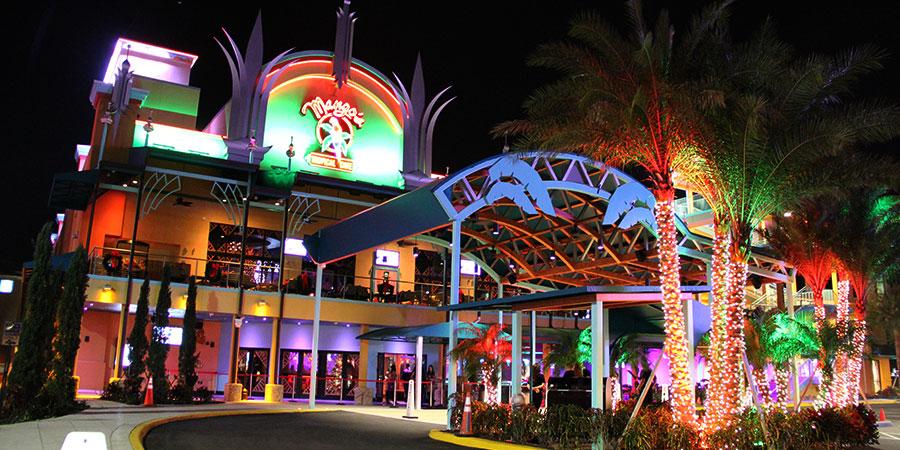 Discoteca Mango's Tropical en Miami