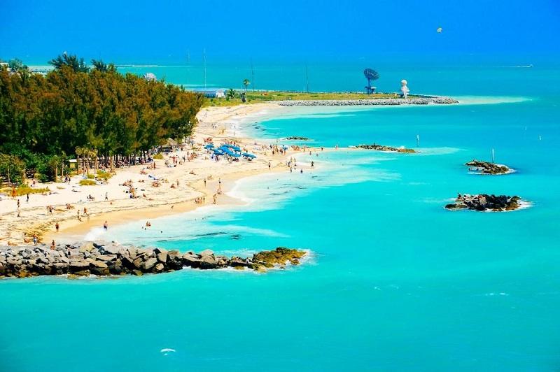 Las más bonitas playas de Key West