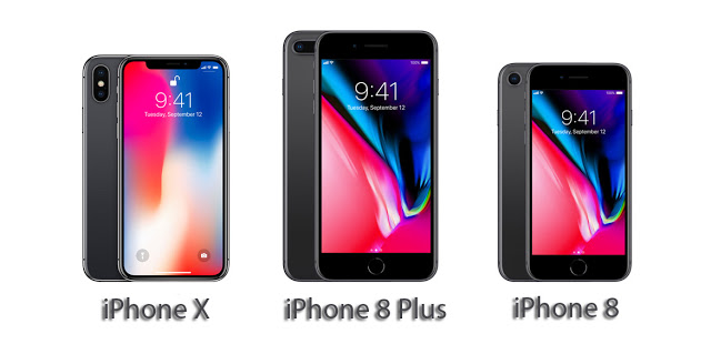 Diferencias entre el iPhone X y el iPhone 8