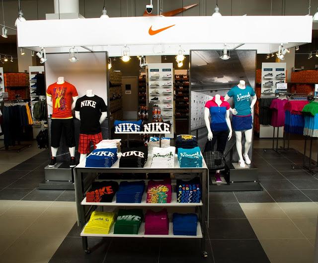Tienda de Nike en Miami