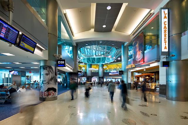 Aeropuerto en Estados Unidos
