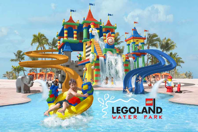 Legoland Waterpak en Orlando