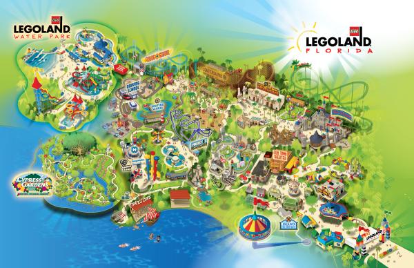 Consejos para el parque de Lego en Orlando